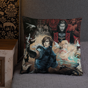 Richter Requiem Pillow