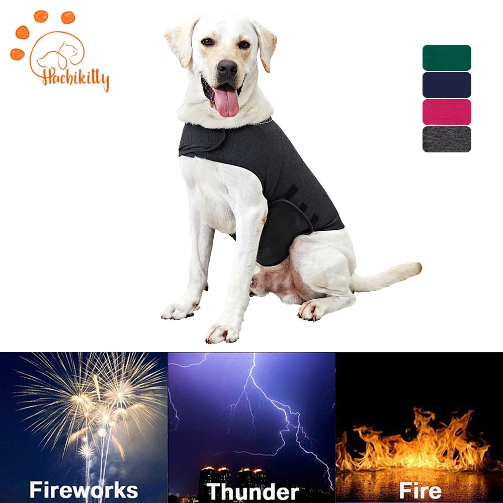 Dog Thunder Anti Anxiety Calming Vest