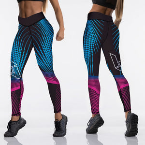 Colorful Workout Leggings Collection
