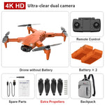 Foldable Drone With 4k Hd Camera