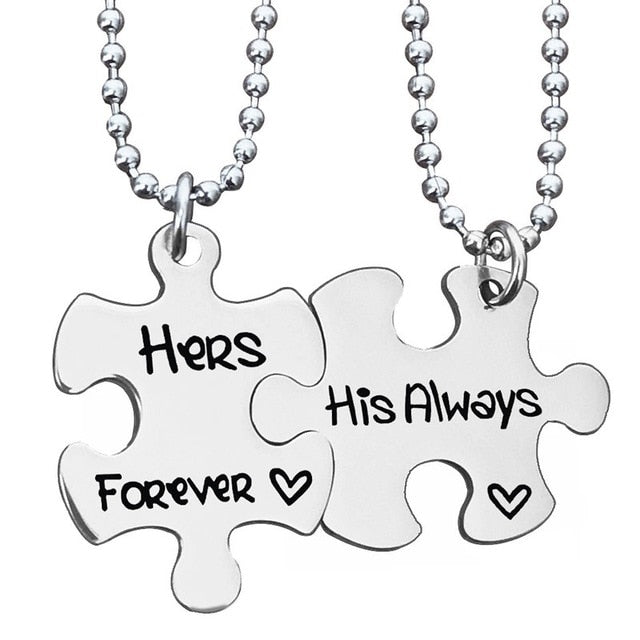 My Better Half Necklace
