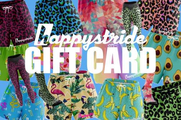 Happystride e-gift card