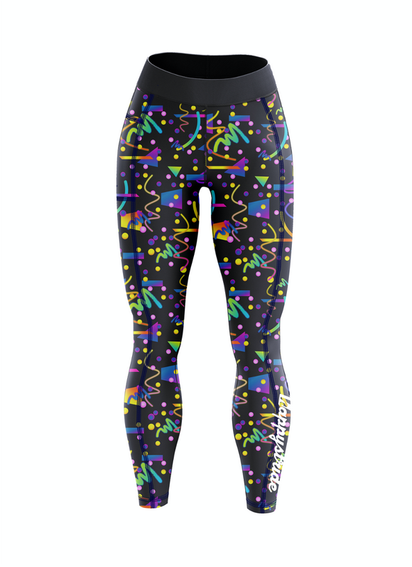 ''Retro party'' leggings (ultra snug)