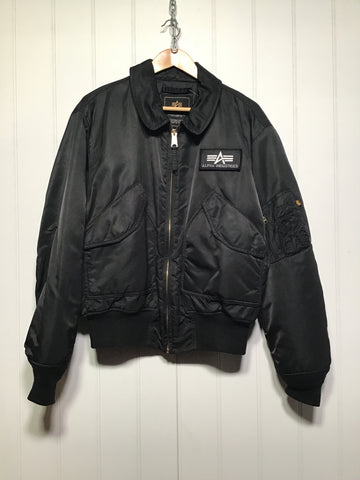Alpha Industries Bomber Jacket (Size L)