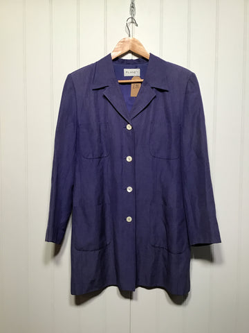 Planet Women's Blazer / Jacket (Size L)