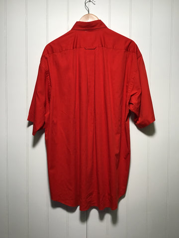 Daniel Hechter Short Sleeve Shirt (Size XL)