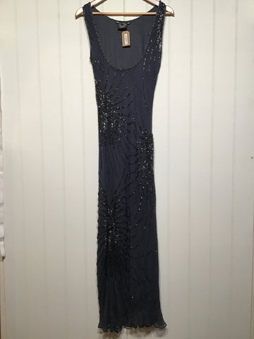 Embellished Evening Dress (Size M)