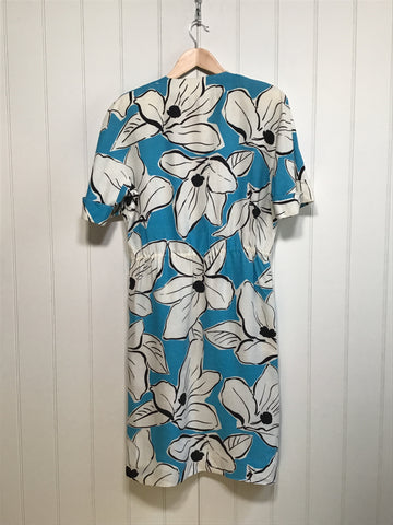 Pierucci Floral Summer Dress (Size L)