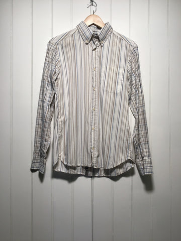D&G Mixed Pattern Long Sleeve Shirt (Size S)
