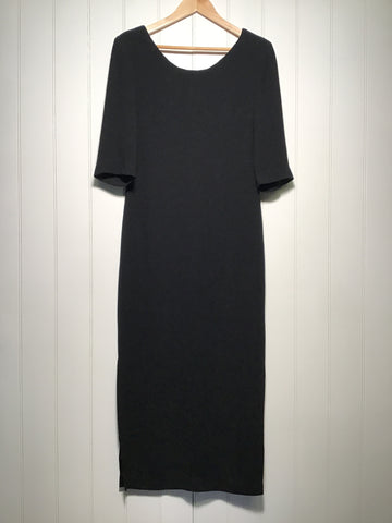 Short Sleeve Evening Dress (Size M)
