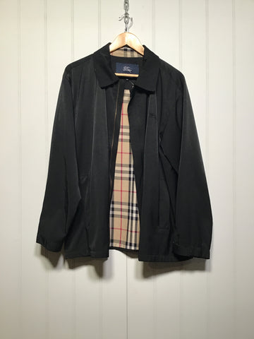 Vintage Burberry Jacket (Size XL)