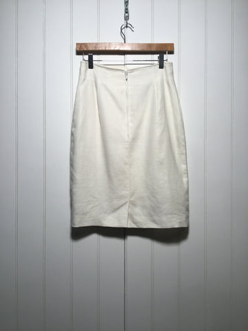 Louis Féraud Pencil Skirt (Size S)