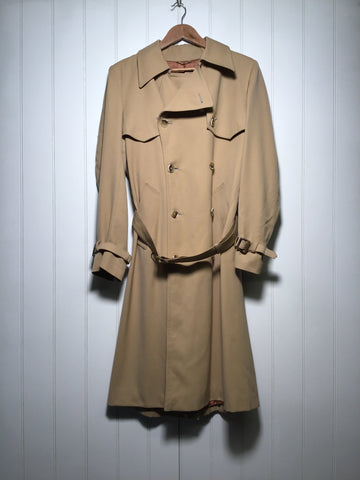 New Steps Trench Coat (Size M)