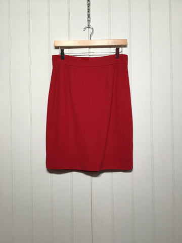 Moschino Pencil Skirt (Size M)