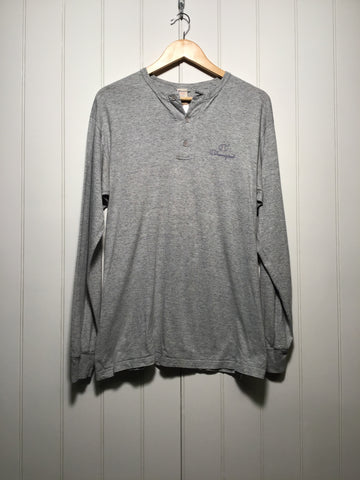 Champion Button Up Top (Size L)