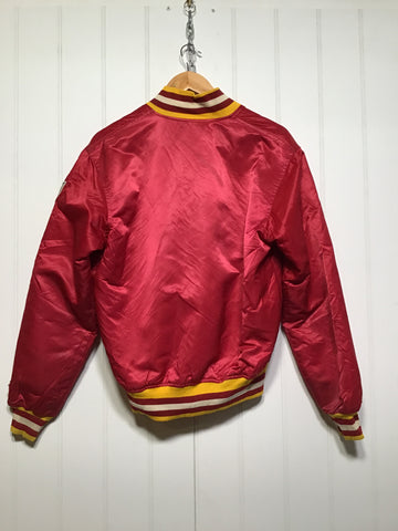 NFL Red Socks Bomber Jacket (Size S)