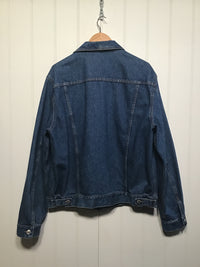 United Colors of Benetton Classic Denim Jacket (Size L)