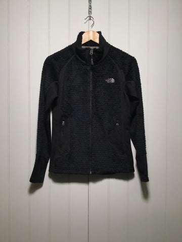 North Face Textured Fleece (Size S)