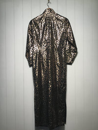 Metallic Evening Dress (Size L)