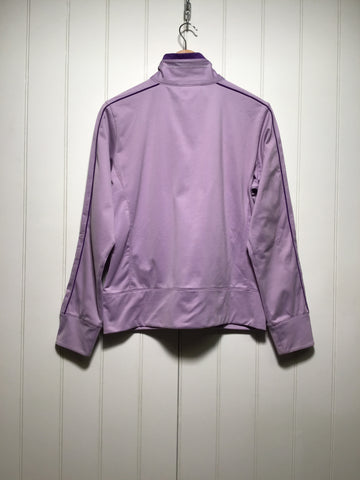 Champion Heritage Fit Track Top (Women's Size L)