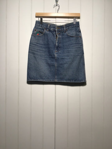 Elpacha Denim Skirt (Size M)