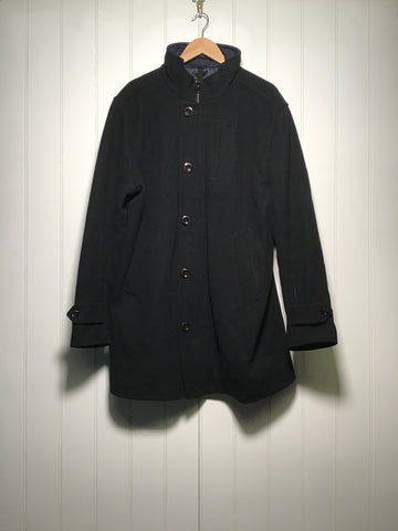 G-Star Raw Button Up Coat (Size XL)