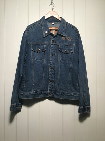 Union Pacific Denim Jacket (Size XL)
