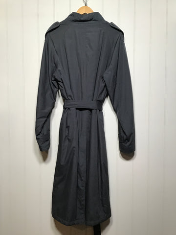 Classic Belted Trench Coat (Size M)
