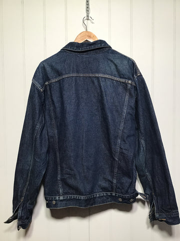Guess Denim Jacket (Size L)