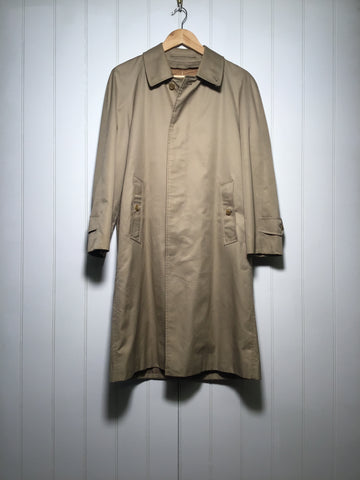 Burberry Trench Coat (Size M)