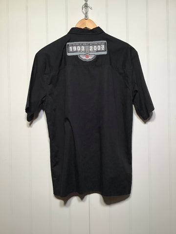Harley Davidson 100 Great Years Shirt (Size L)