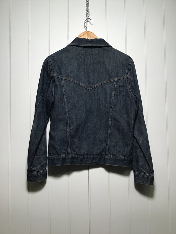 Wrangler Denim Jacket (Size S/M)