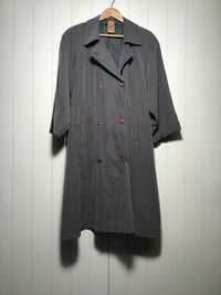 Belted Trench Coat (Size L)
