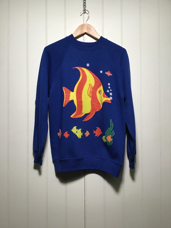 Felpa Sport Fish Sweater (Size S)