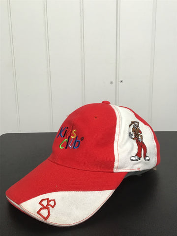 Kids Club Baseball Cap