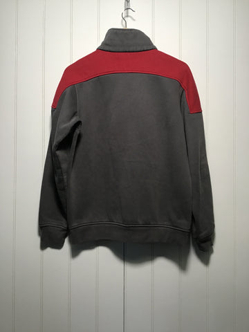 Kappa Zip Up Track Top (Size M)
