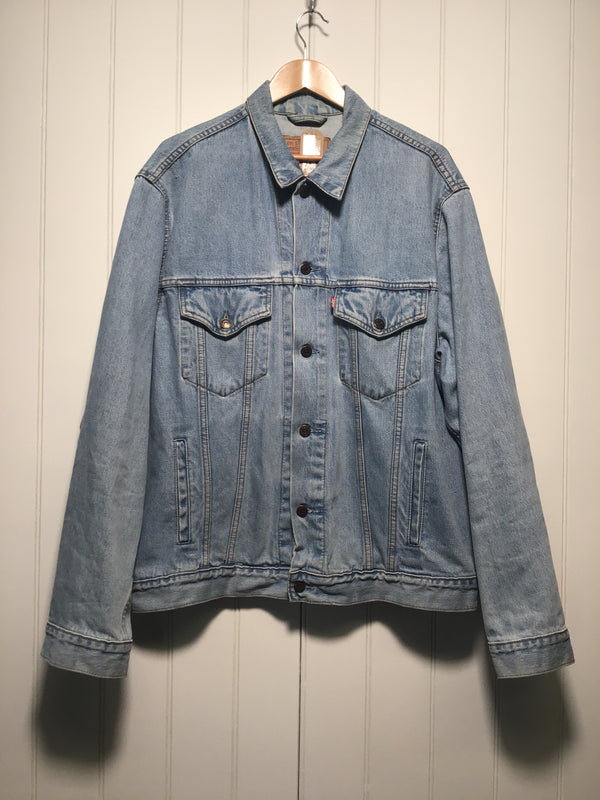 Levi's Denim Jacket (Size XXL)