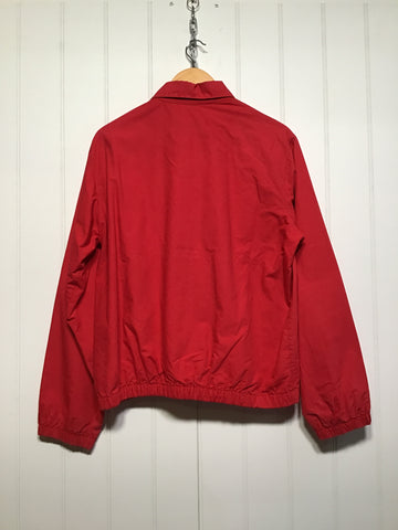 Red Harrington Jacket (Size M)