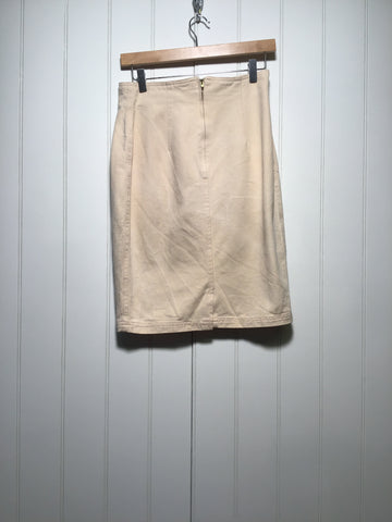 Blues Club Denim Skirt (Size S/M)