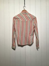 Levi's Striped Women's Long Sleeve (Size XS)