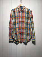 Gant Plaid Long Sleeve Shirt (Size S)