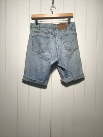 "Levi's Denim Shorts (Size 32"" Waist)"