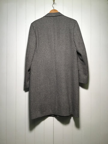 Belli Bassetti Dual Colour Wool Coat (Size L)