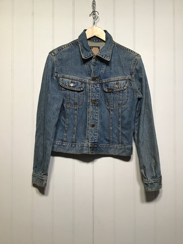 Lee Classic Denim Jacket (Size S)