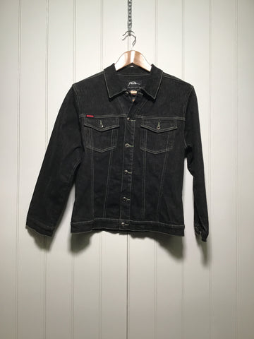 Fubu Denim Jacket (Size XS/S)