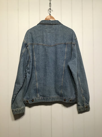 Wrangler Denim Jacket (Size XL)