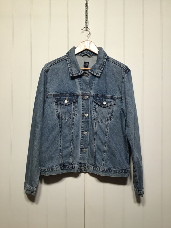 Gap Denim Jacket (Women's Size S)