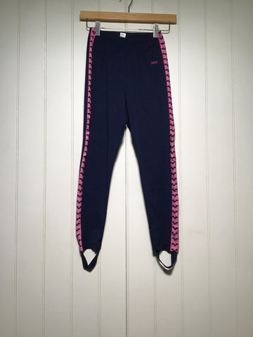 Arena Leggings with Stirrups (Women's Size XS)