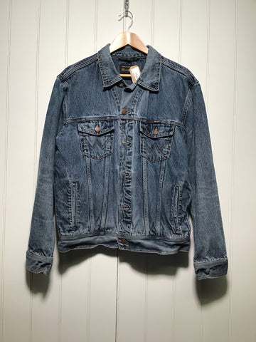 Wrangler Denim Jacket (Size M)