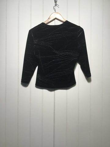 BB Studio Evening Top (Size M)